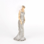 Mary Silver Charleston Figurine