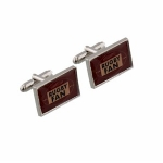 Ministry of Chaps Rugby Fan Cufflinks