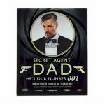 Moviecology Secret Agent Dad Photo Frame