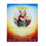 Moviecology Wondrous Woman Photo Frame