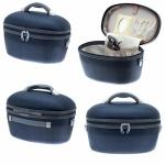 Navy Blue Vanity Case