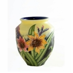 Old Tupton Ware Summer Bouquet Small Vase