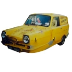 Only Fools and Horse Reliant Robin Small Key Rack