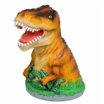 Orange Dinosaur Money Box