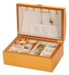 Oriental Rose Wooden Millie Ladies Jewellery Box