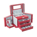 Red Empress Jewellery Box
