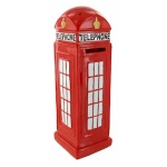 Red Telephone Box  Money Box