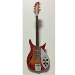 Rickenbacker Guitar Small Key Rack