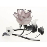 Rose Glow One Pot Candle Holder