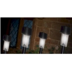 Set of Ten Solar Lights