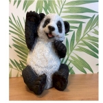 Sitting Panda Cub Ornament
