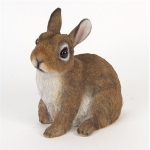 Sitting Rabbit Ornament