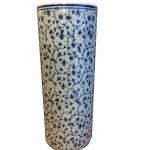 Small Blue Flowers Ceramic Umbrella Stand