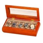 Small Oak Watch Box