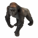 Small Silverback Gorilla Ornament