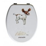 Springer Novelty Toilet Seat