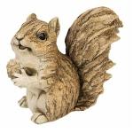 Squirrel and Acorn Ornament