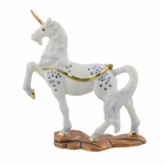 Standing Unicorn Trinket Box