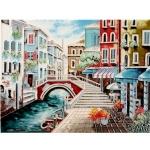 Streets of Venice Rectangular Tile