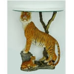 Tiger and Cub Coffee Table