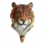 Tiger Head Wall Hook