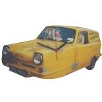 Only Fools and Horses Robin Reliant Van Clock