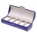 Violet Purple Five Watch Box