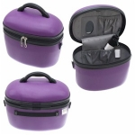 Violet Purple Vanity Case