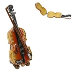 Violin Trinket Box