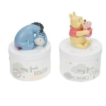 Winnie the Pooh and Piglet Tooth and Curl Box Set